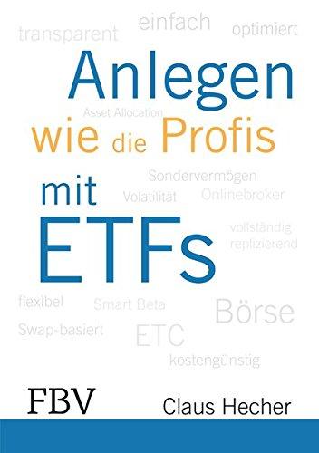 Anlegen wie die Profis mit ETFs
